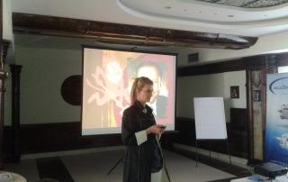 dr Tatjana Jelenić Krečković kao predavač
