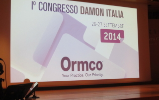 Il primo congresso Damon-Italy
